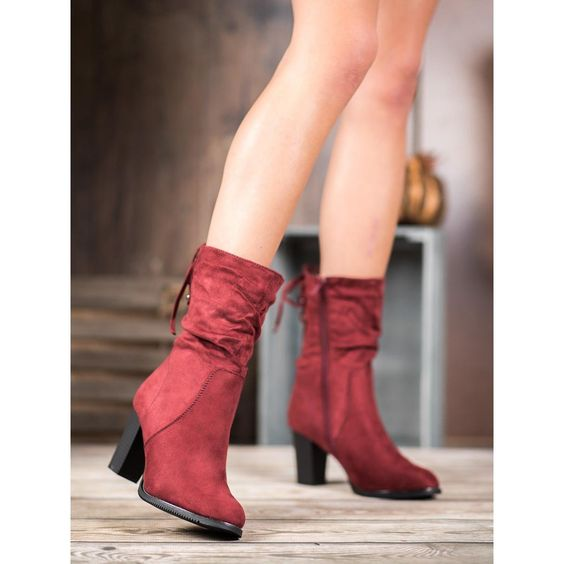 J Star High Burgundy Boots Red Boots Burgundy Boots Star Boots