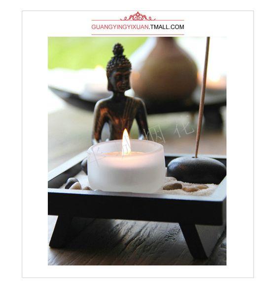 Decoracion Zen Velas ~ decoraci?n artesan?a de velas venta al por mayor YD50 chino Zen