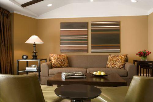 Como Pintar Mi Sala Si Mis Muebles Son Cafes Decoracion De Salas Modernas Decoracion De Salas Colores De Interiores