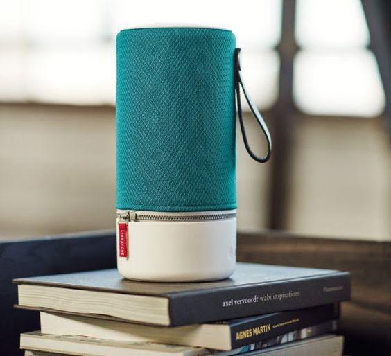 rogeriodemetrio.com: Libratone ZIPP Wireless Speaker