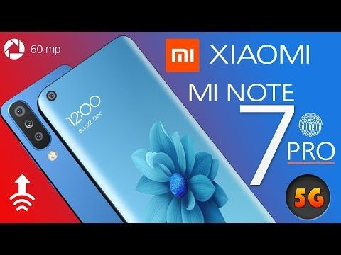 Xiaomi Redmi Note 7 Pro 5g Introduction Price Specs And Release