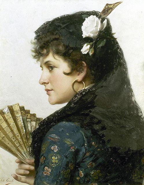 Tito Conti (1842 – 1924) – Pintor Italiano_16