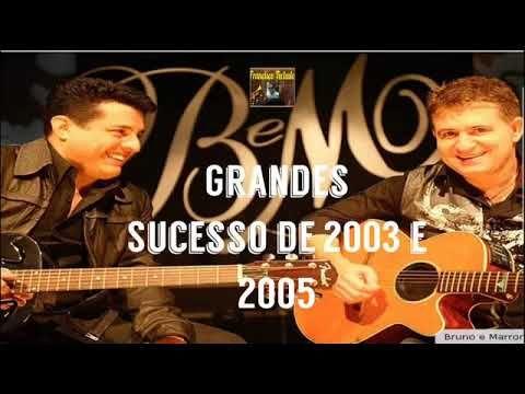 Bruno Marrone Grandes Sucessos De 2003 2005 Bruno E Marrone