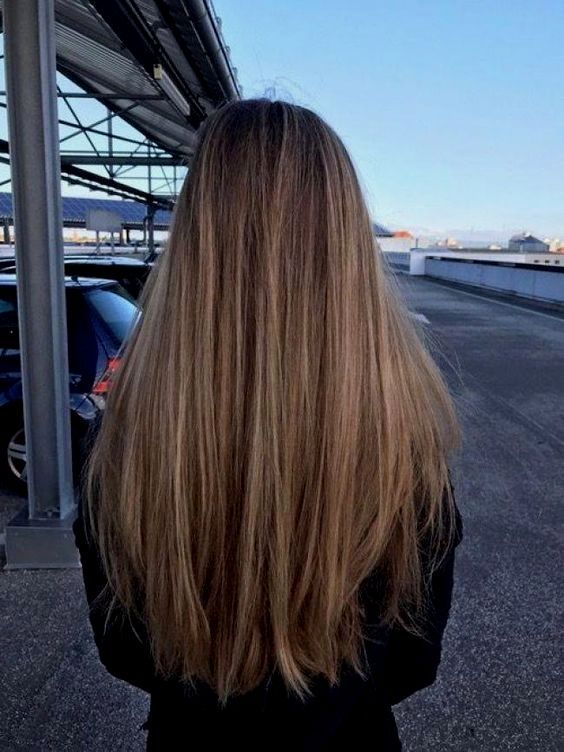 100 Best Hairstyles For 2020 This Is A Tremendous Facts Hair Ideas Colour Please Click Here For More Hai In 2020 Long Hair Styles Straight Hairstyles Hair Styles