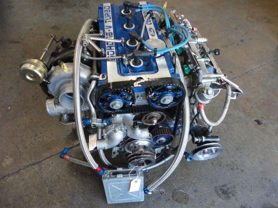 500bhp Cosworth Engine 4x4 Cosworth Engine T4 Turbo Rs 500 8