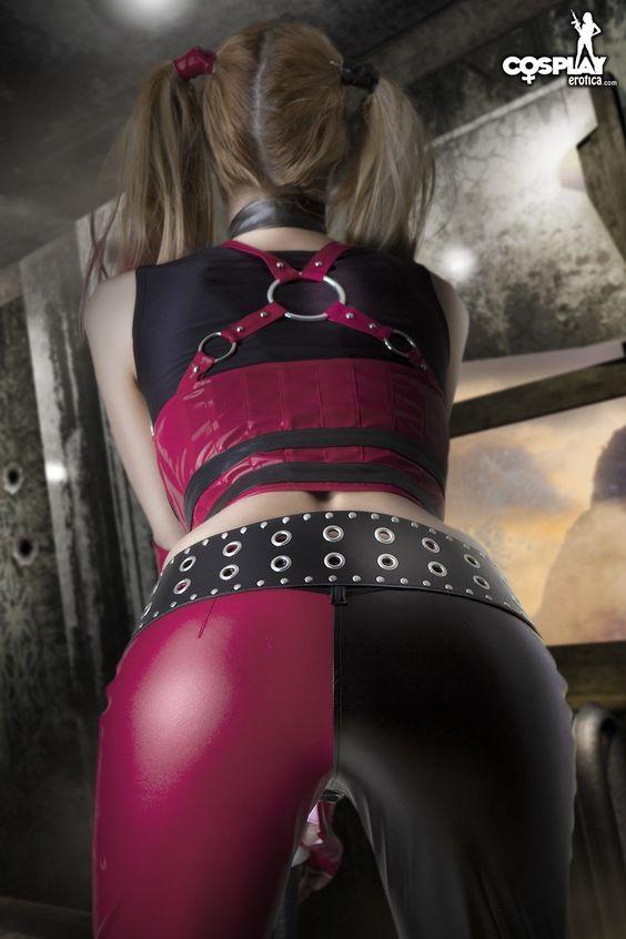 Harley quinn batman erotica