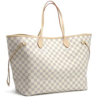 sac louis vuitton neverfull damier