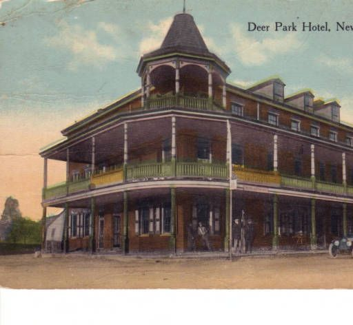 Deer Park Hotel Newark Delaware Public Libraries Historic Pinterest And