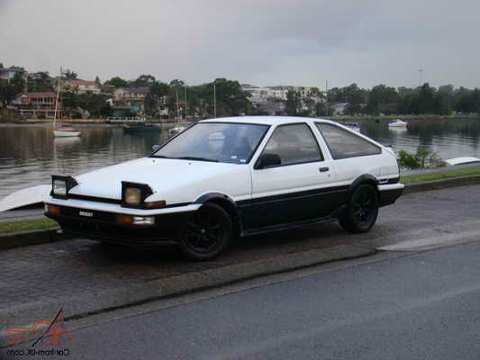 Toyota Corolla Sprinter Trueno Ae86 Gt Apex For Sale