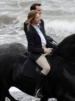 Equestrian style ....fantastico...e romantico...