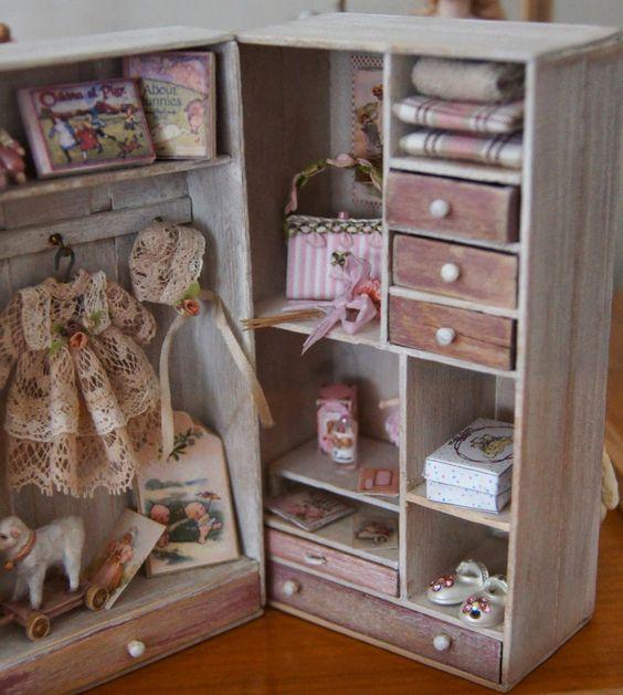 Nono mini Nostalgie: Créas de mes amies