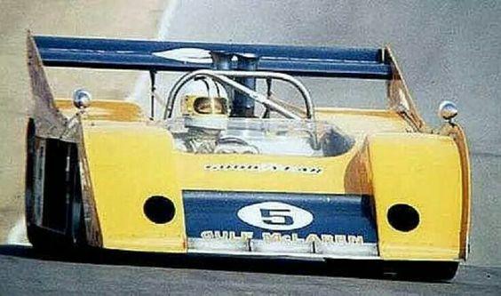 Denny Hulme M20 1972