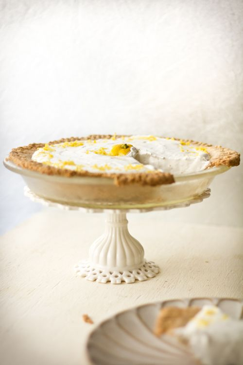 Obsession with lemon continues: Adventures in Cooking: Lemon Ginger Cheesecake