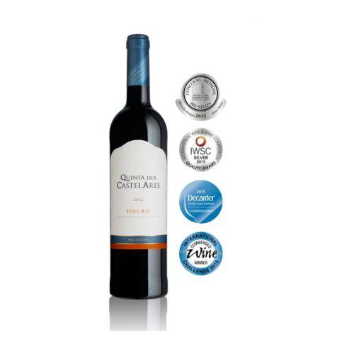 QUINTA DOS CASTELARES Red DOC Douro 2012  QUINTA DOS CASTELARES Red DOC Douro 2012 #portulogia #wine #vinho #castelares