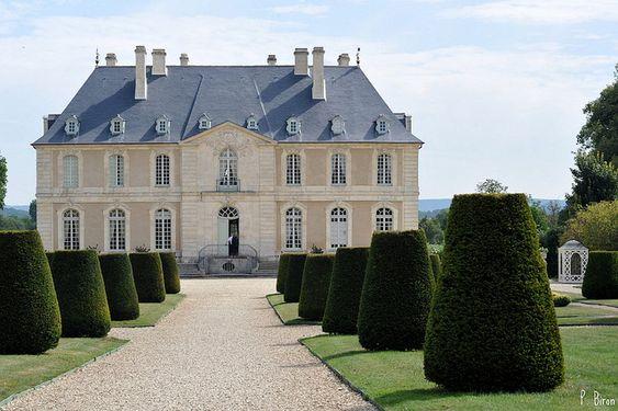 Château de Vendeuvre