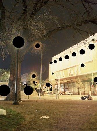 Ernesto Ballesteros.  35 fuentes de luz tapadas