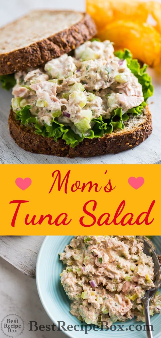 Best Tuna Salad Recipe Ever