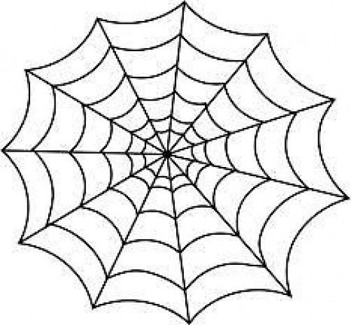 Details about 20 water slide nail art transfer Halloween spider web