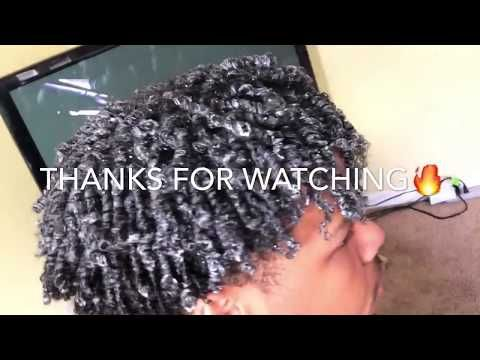 Pin On Coiffure Cheveux Crepus