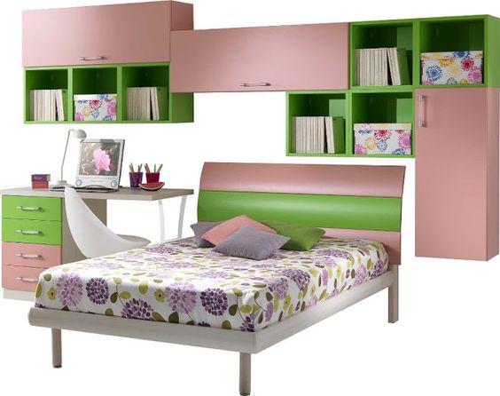 ... chambre de filles  Pinterest  Deco, Design and Decoration