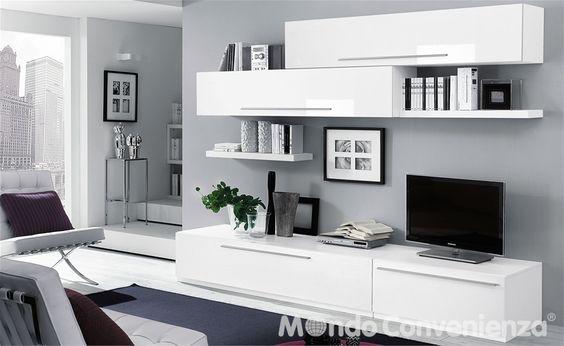 Soggiorno Skema - Mondo Convenienza | foto x casa | Pinterest ...