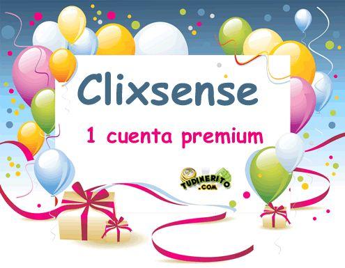 Regalo cuenta premium en Clixsense