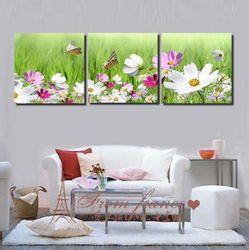 decoratieve schilderij voor de woonkamer diamant diamant bloem schilderij diy schilderij trippings vlinder