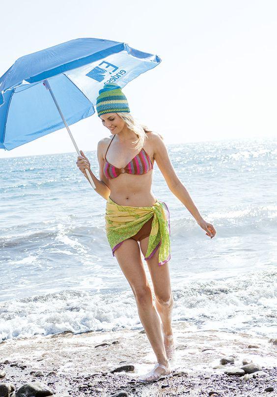 Lana Grossa BIKINI Elastico Big - FILATI Muetzen & Accessoires No. 3 - Modell 18 | FILATI.cc WebShop
