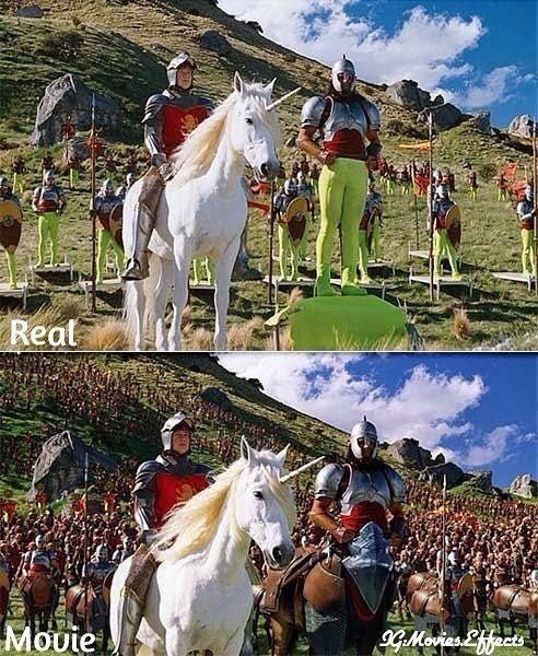 The Chronicles of Narnia Before/After Effects | Chronicles of narnia, Narnia, Funny pictures