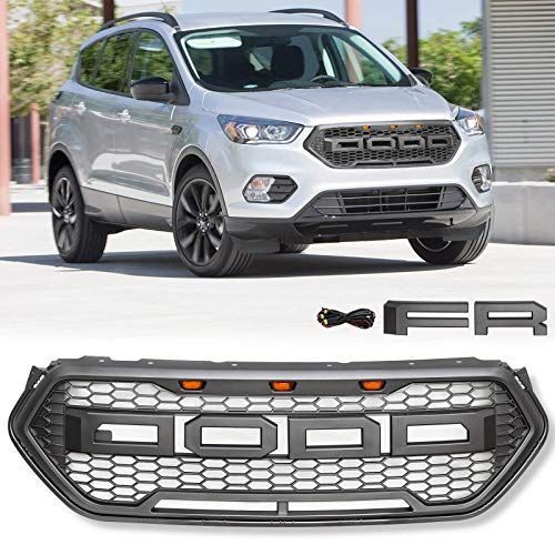 Modifying Led Grille Grill Front Bumper For 2016 2017 2018 Ford