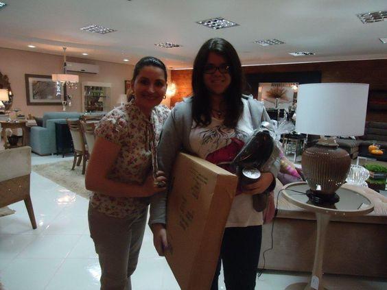Visita à Fabrica da Irimar, em Rio Negrinho - SC. A viagem aconteceu no dia 05/10/12.