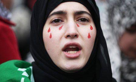 Syria llora