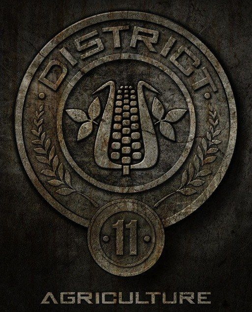 """Which """"Hunger Gam... Hunger Games Districts Jobs"""