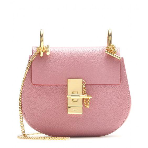 chloe handbags - Chlo�� - Drew Small leather shoulder bag - Investing in a Chlo�� bag ...