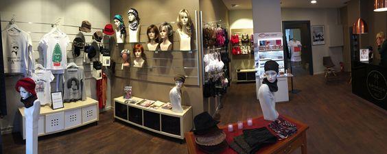 La boutique Rose comme Femme