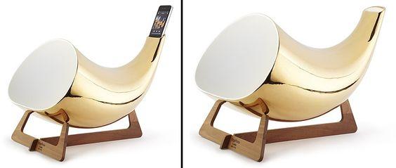 Amplificador de sonido pasivo y ecológico MegaPhone para tu iPhone o para tu iPod Touch. #enandis #megaphone #megaphonemini #altavoz #amplificador
