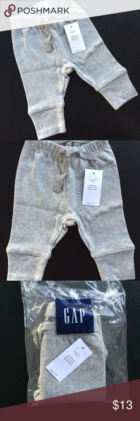 Gap Baby Pant These give me baby fever 🙈 so tiny and cute. GAP Bottoms