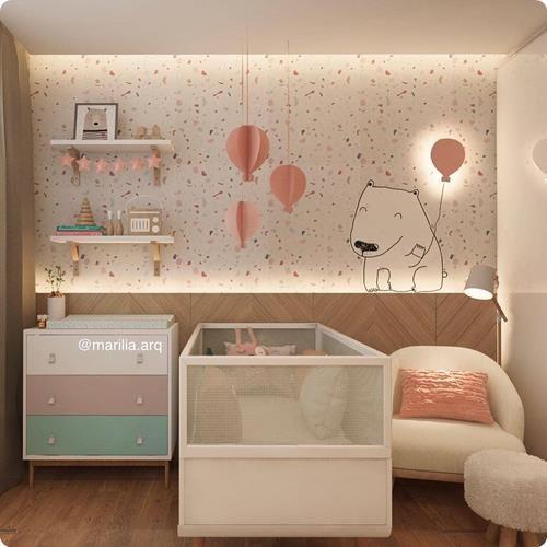 foto de quarto de bebe decorado - 194
