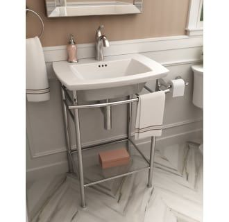 View The American Standard 0445 199 Edgemere 25 Fireclay Pedestal Bathroom Sink With Single Faucet Wall Mounted Bathroom Sinks Console Sink Bathroom Sink Tops
