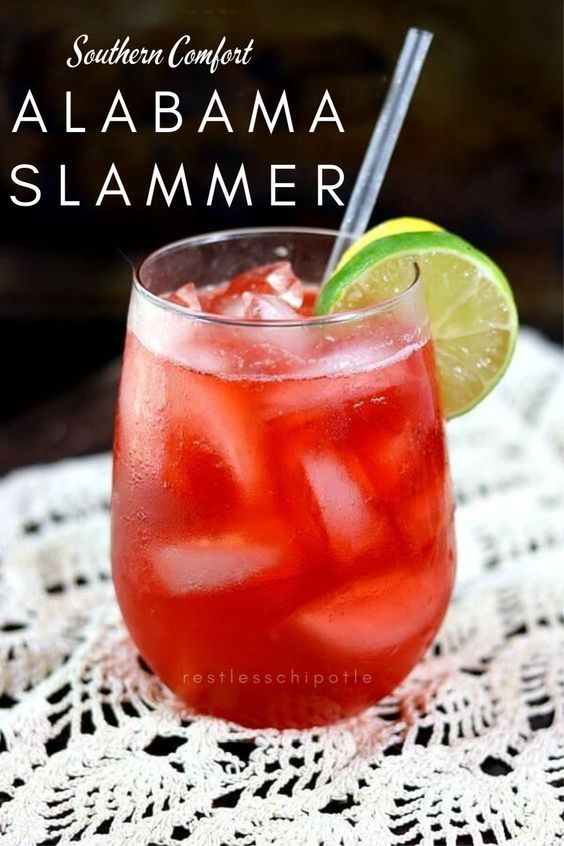 Alabama Slammer Cocktail
