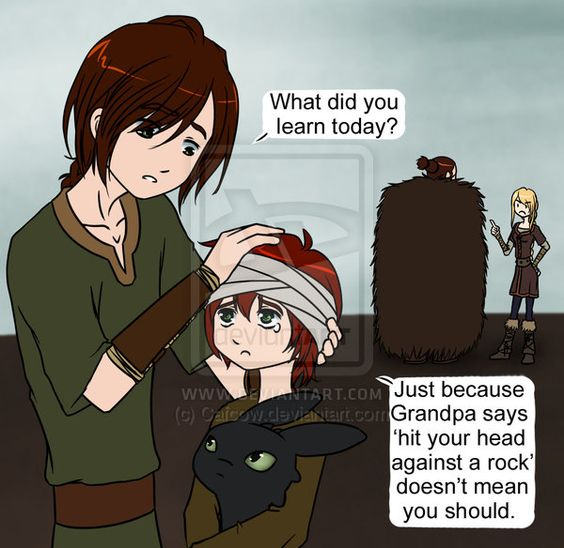 Rocks deviantart hiccup and astrid hiccup he is sons lol art search
