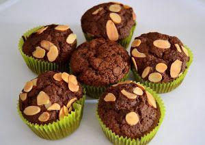 Muffins de Nutella | Cocina