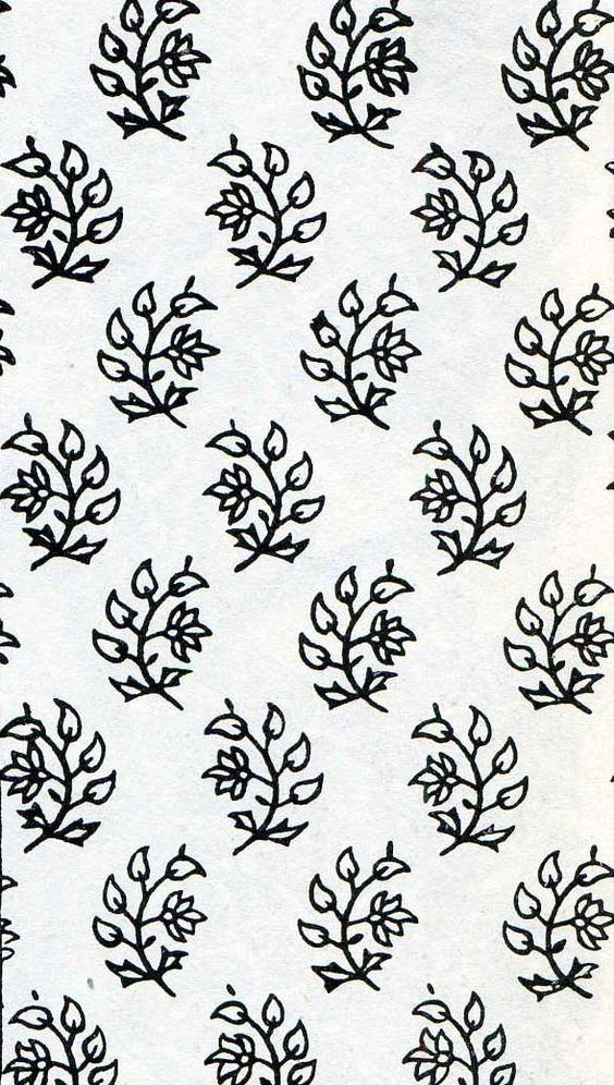the textile blog: Indian Cotton Prints of the Nineteenth Century