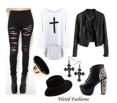 Outfits Rockeros, Rockeros Tumblr, Rockeros Mujer, Rock Mujer, Looks Rockeros, Moda Rock, Rockeras Fashion, Ropa Tachas, Tachas Buscar