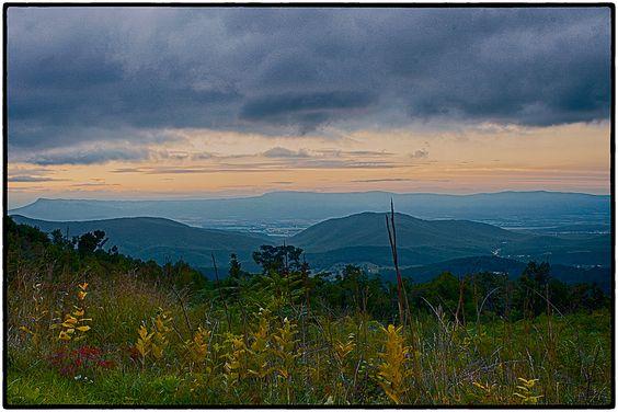 Shenandoah National Park | Shenandoah National Park, Virginia 09/07 von alexxha - Galerie - heise ...