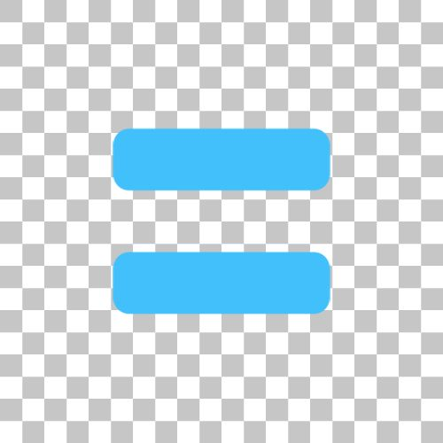 Equal To Png Image With Transparent Background Png Images Stock Images Free Image