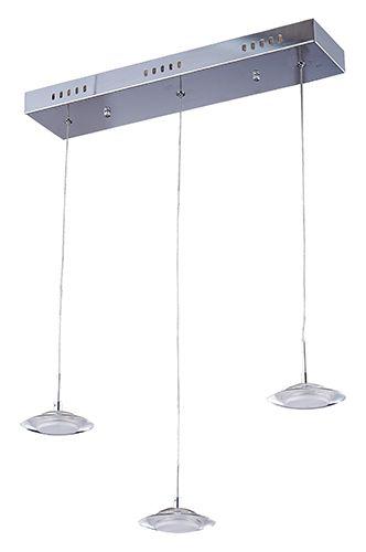 LAMPE SUSPENDUE DEL 3 LUMIERES | Code BMR :056-3174