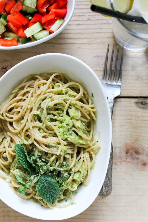 Foodblogger-Avocadocreme-Spaghetti-Rezept-4