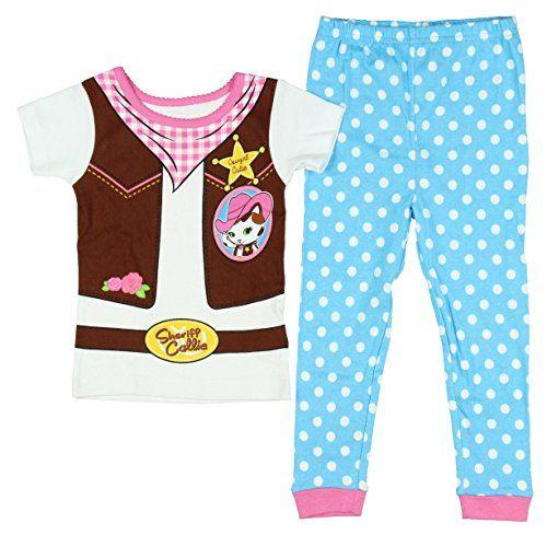 Yzjcafriz Girls Pajamas Long Sleeves Toddler Rainbow Elephant Kids Pjs Sleepwear 2 Piece