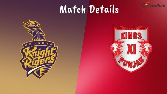 Ipl 2019 Match 6 Kkr Vs Kxip Rivalry Venue Date And Time Ipl Kolkata Knight Riders Rivalry